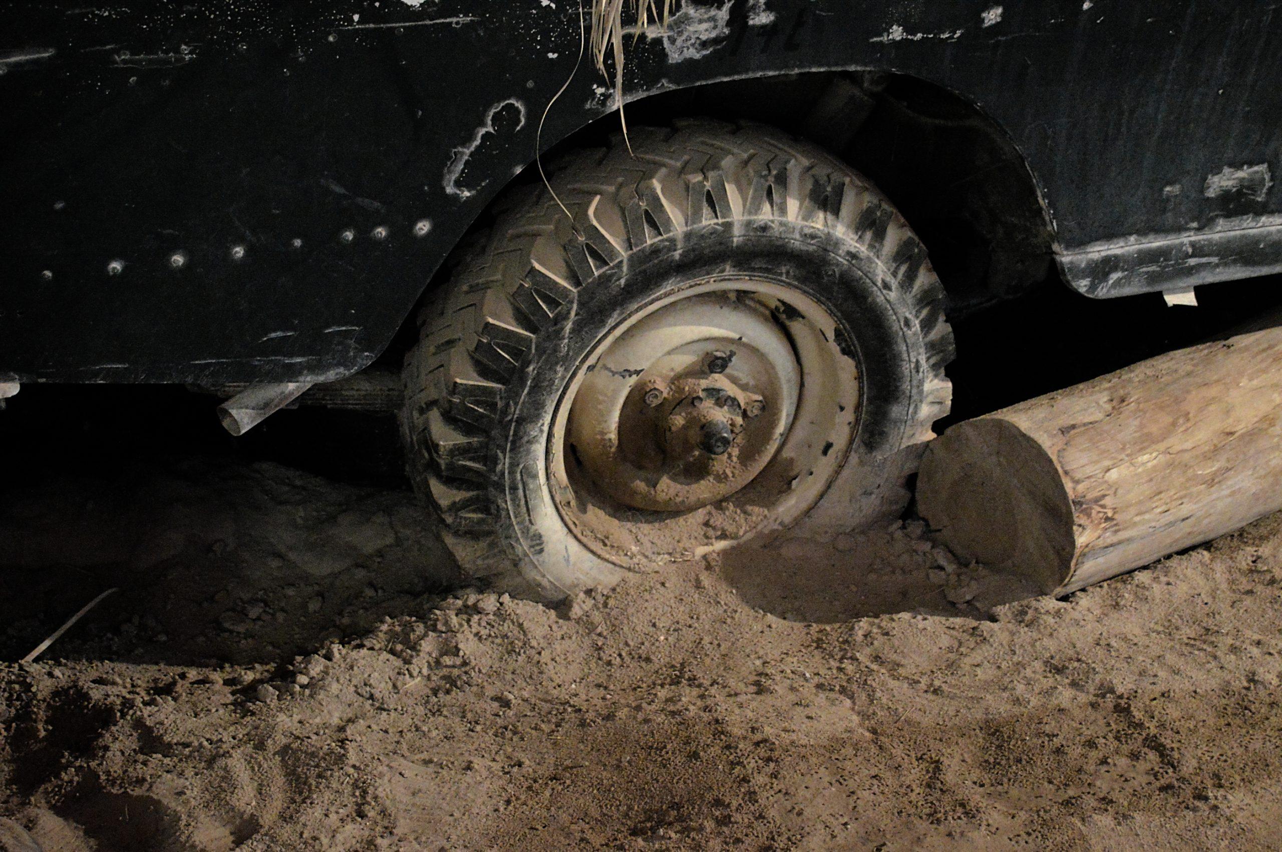 Josehp- stuck